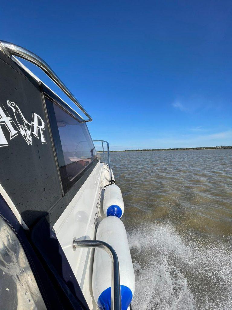River Runner Trip 25 May 2021